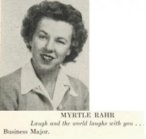 Myrtle Rahr-Jackson