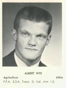 Nye, Albert
