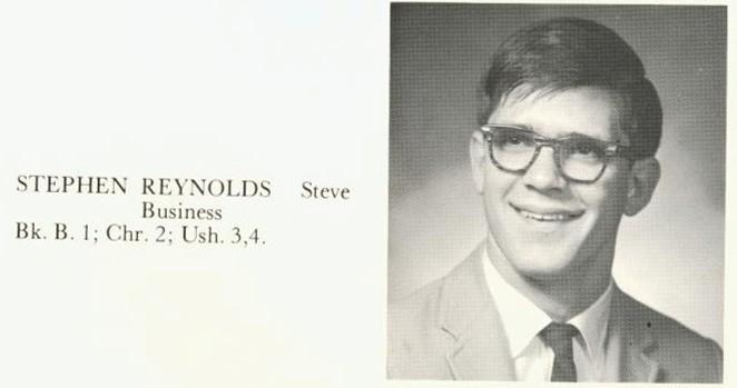 Reynolds, Stephen