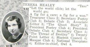 Teresa Healey
