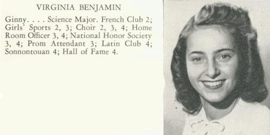 Virginia Benjamin-Weber