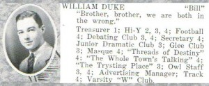 William Duke