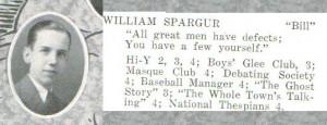 William Spargur