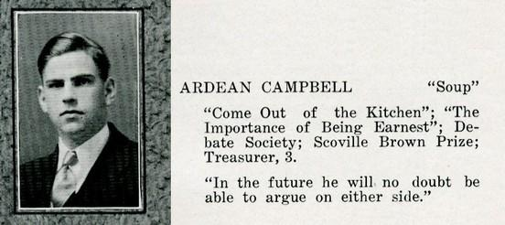 campbell, ardean