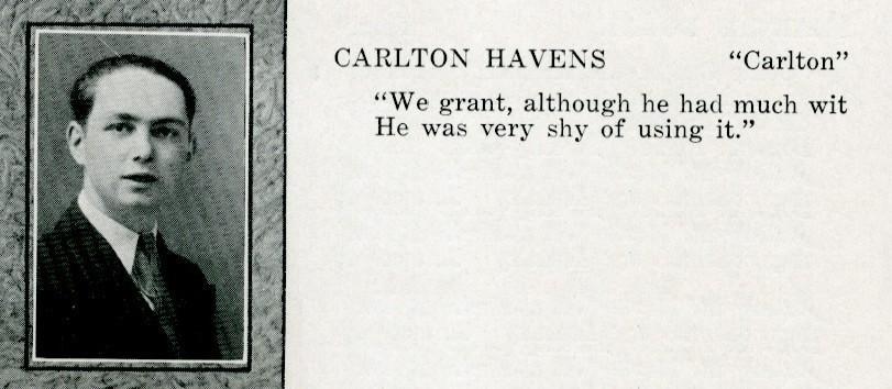 havens, william
