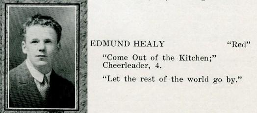 healy, edmund