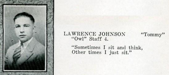 johnson, lawrence