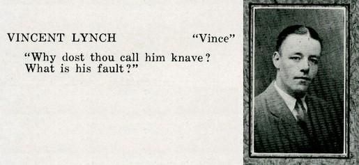 lynch, vincent