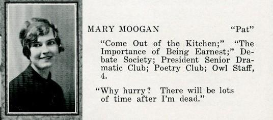 moogan, mary
