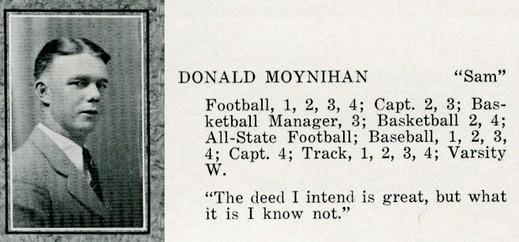 moynihan, donald