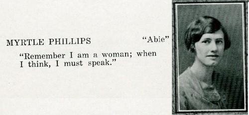 phillips, myrtle
