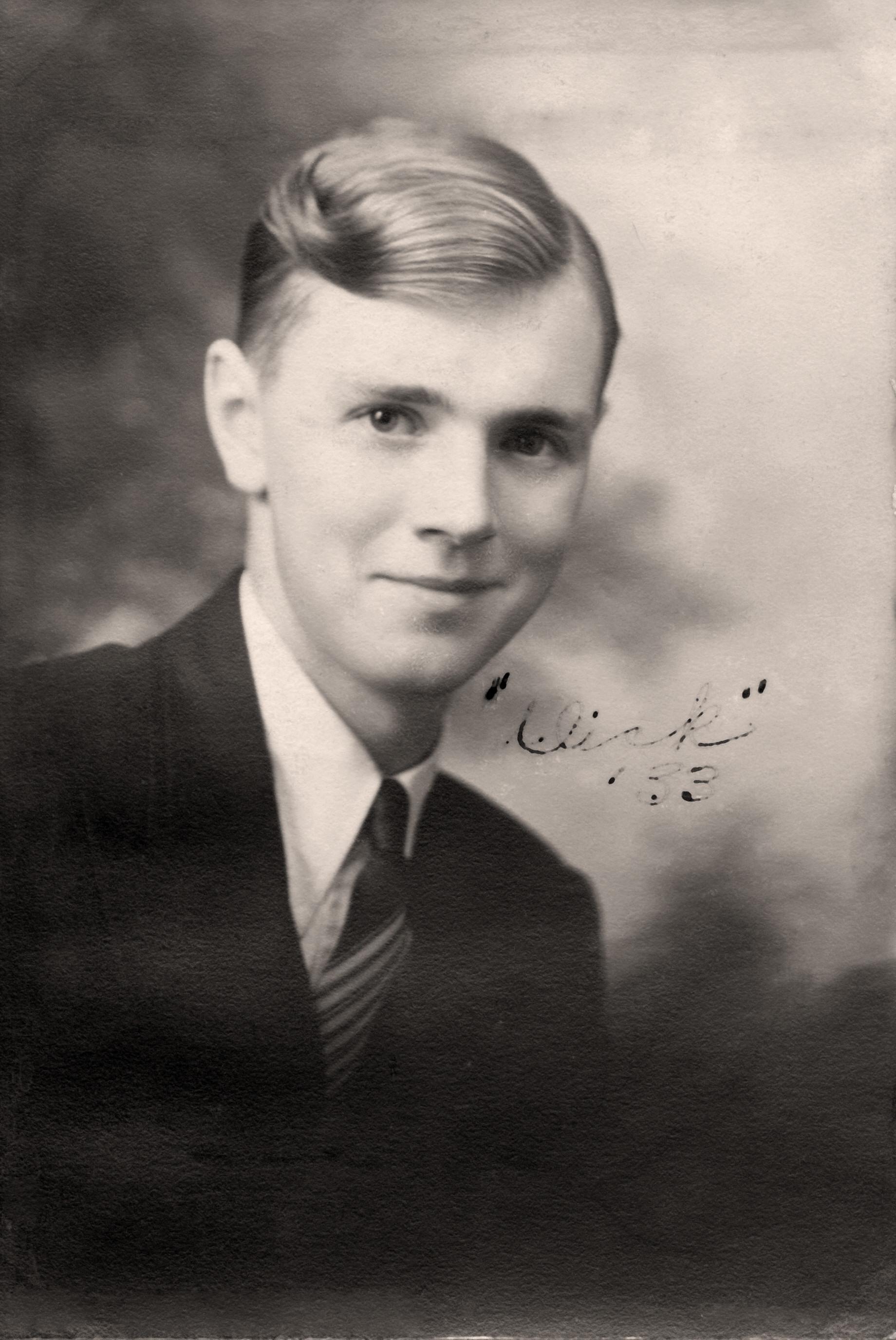 richard stevens 1933