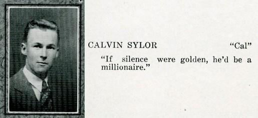 saylor, calvin