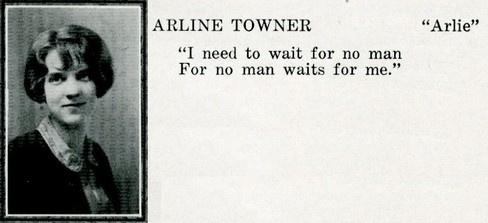 towner, arline