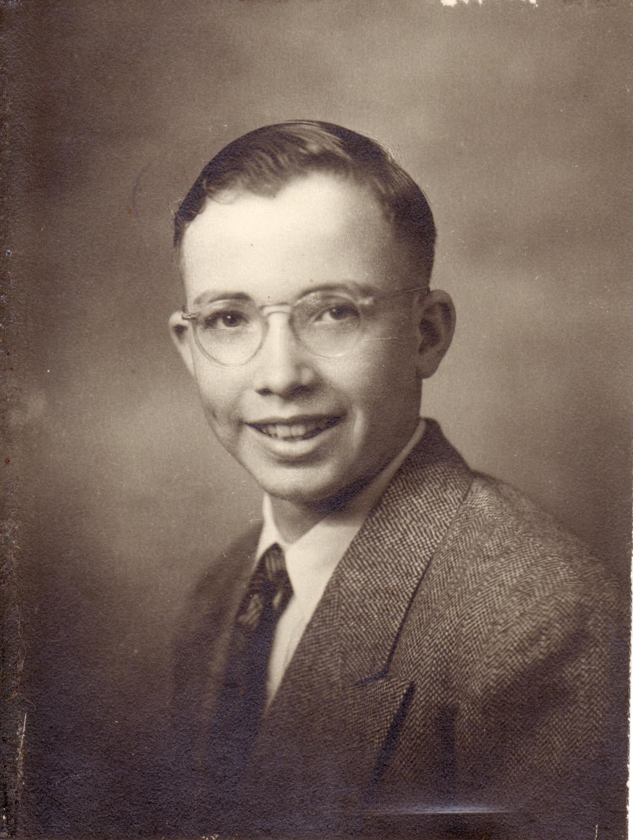wendell cott 1950