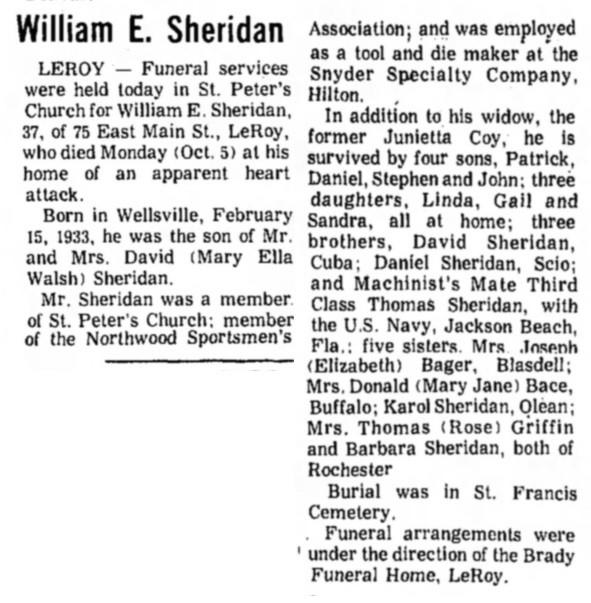 wm.sheridan 1952