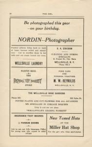 June 1922 36 actually 40