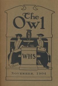 November 1904 cover