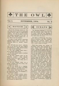 November 1904 pg 1