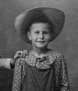 Fritz Buck 1918
