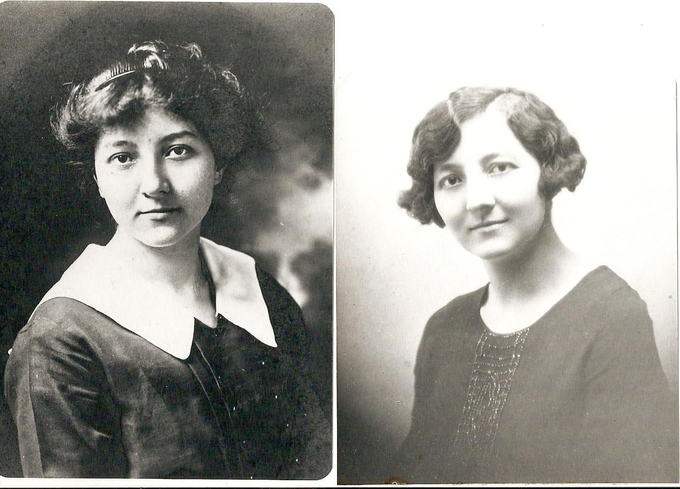 Lena Mae Graves 1917