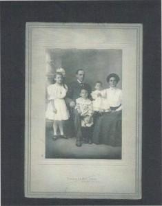 Lillian Fanton 1918