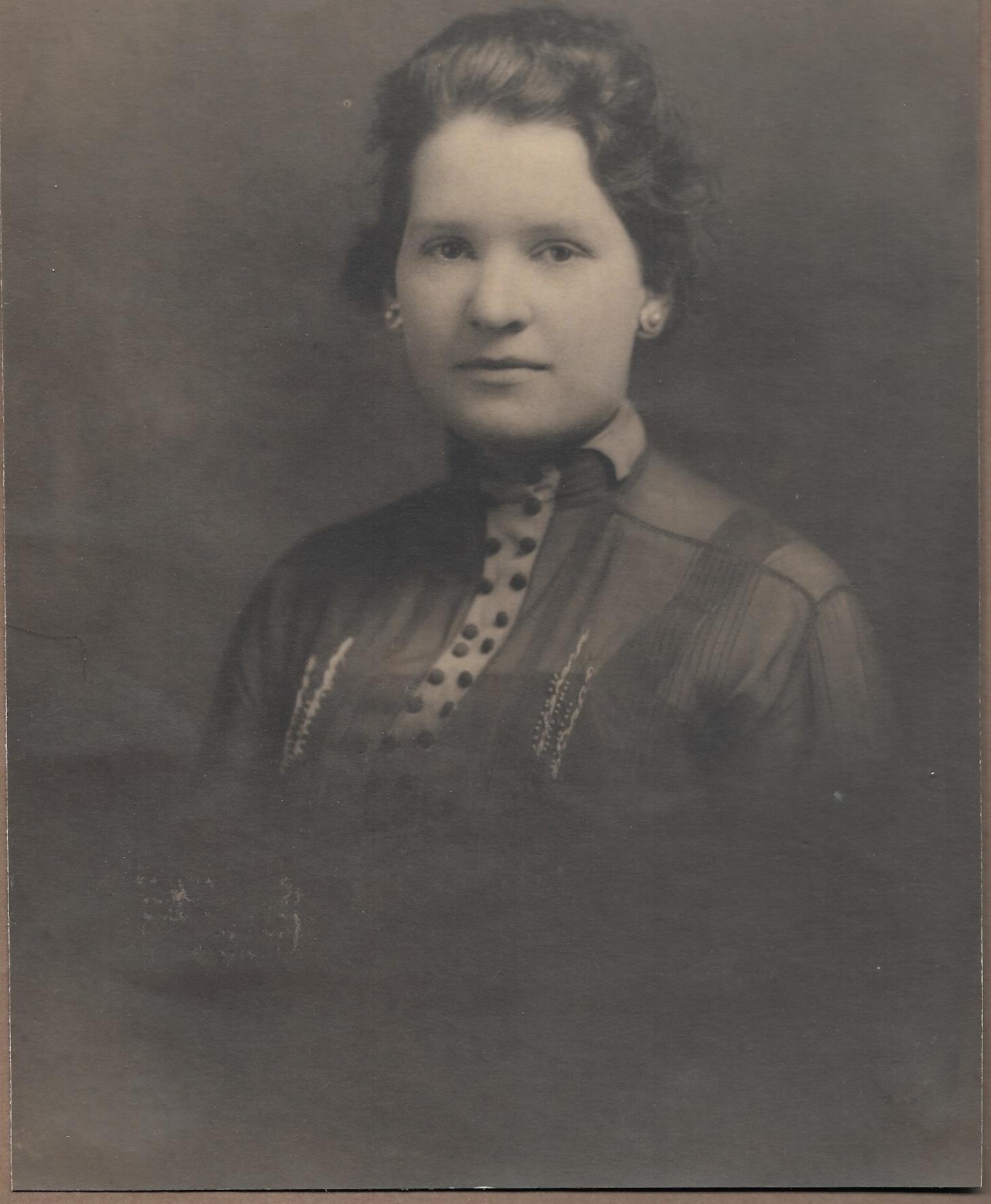 Marguerite Coyle  Quinn 1918